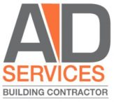AD Services Building Logo